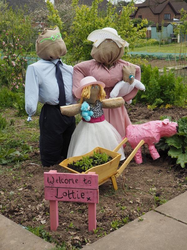 Clares scarecrow